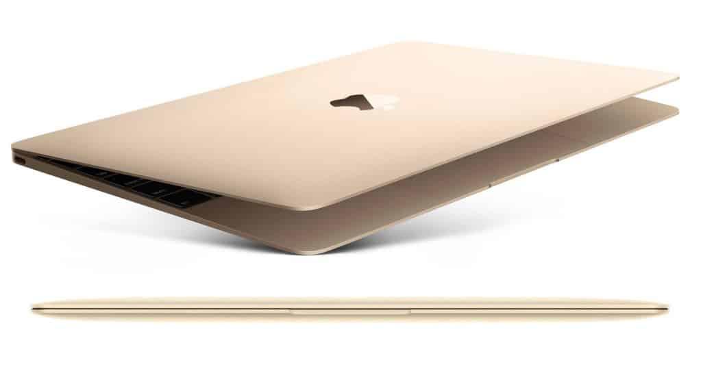 Nieuwe MacBook 2015