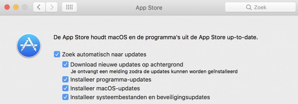 macOS updates zijn niet zo vervelend als Windows updates