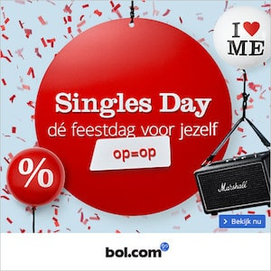 sIngles Day Apple Bol.com