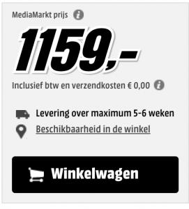 Voorraad iPhone X mediamarkt