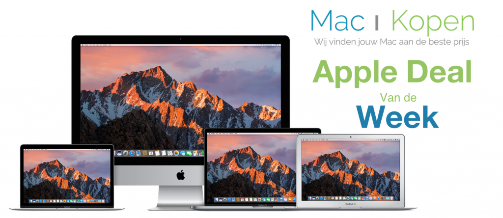Apple Deal van de week