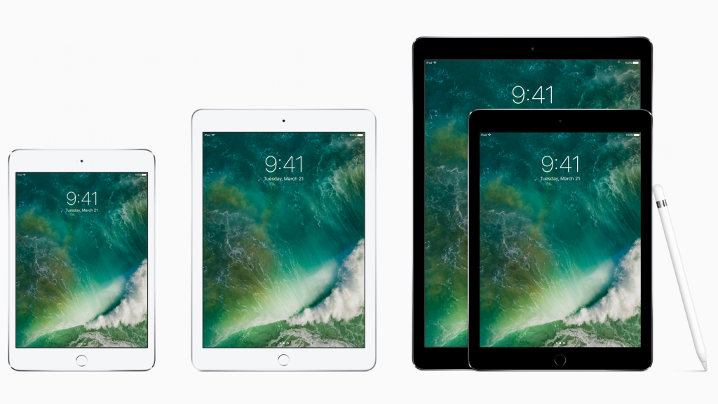 iPad Pro prijzen vergelijken