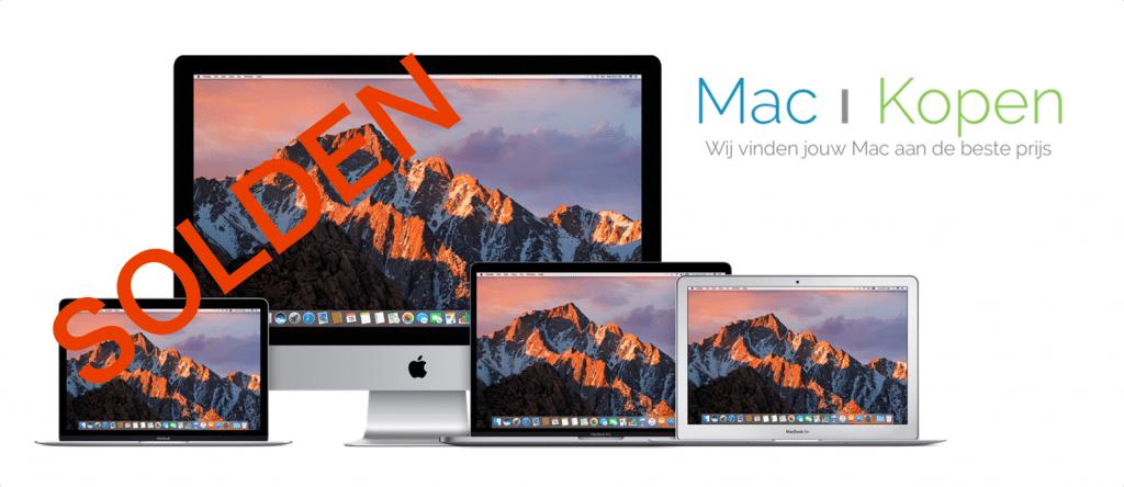 Apple solden