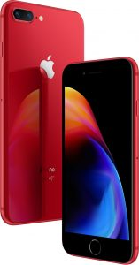 Rode iPhone 8 (PRODUCT)RED