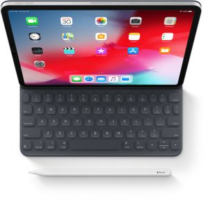 Smart Keyboard en Apple Pencil